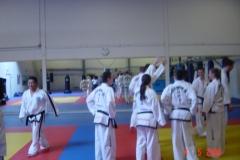 Wedstrijd training 4 mei 2008